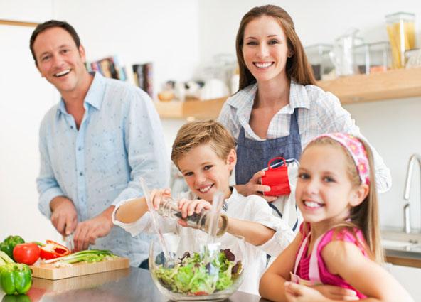 timp cu familia
