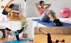 exercitii fizice acasa