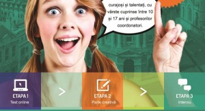 concurs Mirunette Language Competition, concurs limba engleza