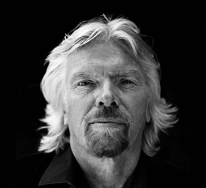 citate esec, citate esec preferate de Richard Branson