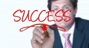 oameni de succes