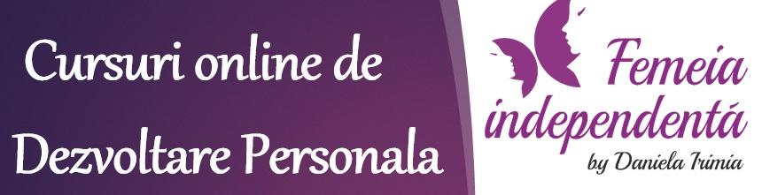 cursuri online de dezvoltare personala