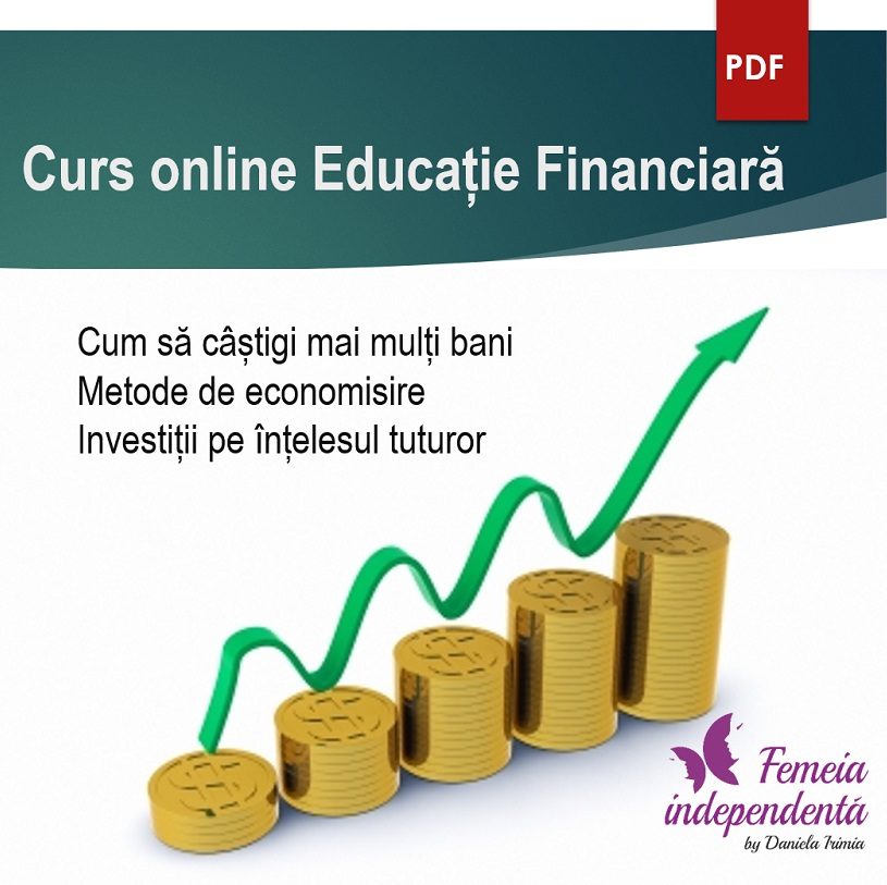 Revista de dezvoltare personala.Articole de educatie financiara, cariera, relatii si sanatate